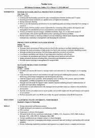 8 Entry Level Process Operator Resume Examples Printable