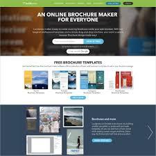 Create Free Brochure Templates Create A Brochure In Canva