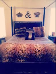 Leopard Bedroom Decor King And Queen Bedroom Decor Over Our Bed Now To Add Paint But I