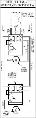 water heater thermostat testing and replacement plumbing help water heater wiring diagram the following thermostat