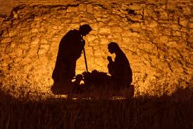 Manger Light The Manger And The Cross Point To The Same Truth