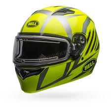 Qualifier Snow Helmet W Electric Shield
