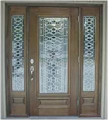 stained glass entry doors stained exterior doors best stained glass front entry door with side panels
