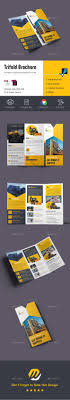 Trifold Brochure Indesign Template Construction Trifold Brochure Template Indesign Indd Us Letter
