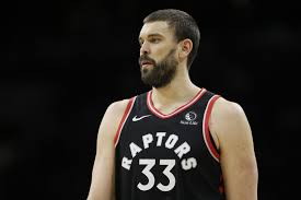 Marc Gasol Ruled Out for Raptors with Hamstring Injury Suffered vs. Hawks |  Bleacher Report | Latest News, Videos and Highlights