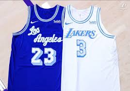 Free delivery and returns on ebay plus items for plus members. Lakers Reveal Elgin Baylor Inspired City And Classic Edition Jerseys Lakers Outsiders