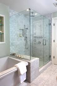 walk in shower ideas services brick tile bricklayer that will inspire you brick shower tile