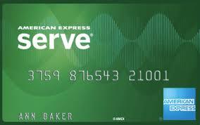 best for cash reloads american express serve free reloads