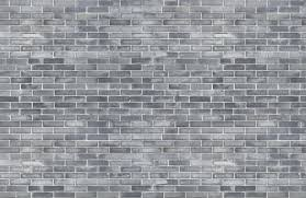 grey brick wall plain mural wallpaper living room ideas grey brick wall wallpaper bm