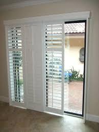 back door window blinds s