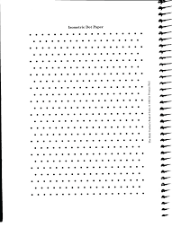 Print Free Graph Paper Dotted Template Triangular Isometric