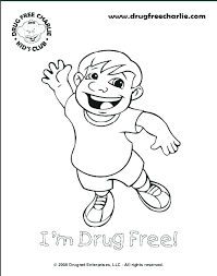 Red Ribbon Color Pages Cancer Coloring Pages