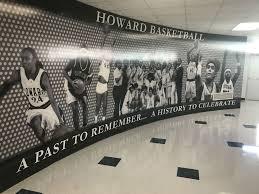 Burr Gymnasium Howard Bison Stadium Journey