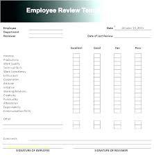 Restaurant Employee Performance Evaluation Form 90 Day Evaluation Template Day Performance Review Template