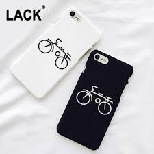 Iphoneケース 2タイプ おしゃれでシンプル かわいい自転車のイラスト