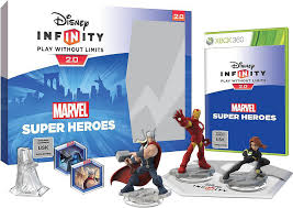 infinity 360. disney infinity 2.0 marvel super heroes- 360