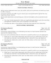 Resume Word Document Template Amazing Good Resume Templates Word Thepatheticco