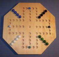 Making Wooden Games How to make an Aggravation Board Game A do it yourself project 87