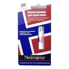 <b>Бальзам</b>-<b>помада для</b> губ Neutrogena Норвежская формула, 4,8 г ...