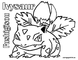 Small Picture Pokemon Coloring Pages Free Printable Coloring Page