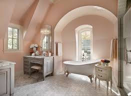french country style bathroom uses a light pink shade design charles designs country bathrooms designs72 country