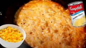 The campbell soup company, also known as just campbell's, is an american processed food and snack company. Crockpot Mac And Cheese Recipe