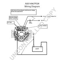 apgh alternator product details leece neville a0014967pgh high output alternator