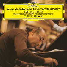Product Family   MOZART Piano Concertos 20 & 21 / Gulda