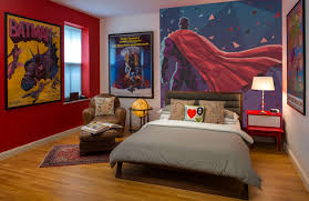 Superb Modern Superman Bedroom Accessories 6