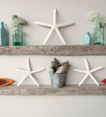 Driftwood Floating Shelves