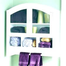 towel storage cabinet. Wall Mounted Towel Storage Bathroom Cabinet  . T