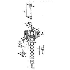 kohler engine parts model cv20s65530 sears partsdirect crankcase