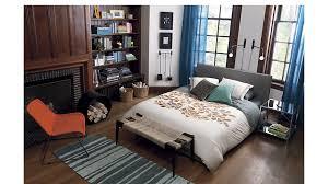 bedroom furniture cb2. bed faade grey king bedroom furniture cb2 a