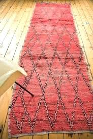 moroccan runner rug best affair images on trellis uk