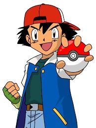 pokemon ash png hd