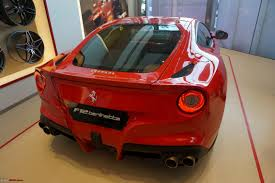 ferrari inaugurates mumbai dealership with navnit motors