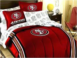 nfl bedding queen bedding set full