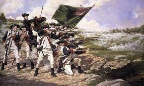 สงครามปฏิวัติอเมริกาเพื่อเอกราช เสรีภาพ ความเท่าเทียมกันของมนุษย์ - The  History Now : เว็บไซต์ประวัติศาสตร์
