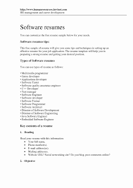 Generous Resume For Wordpress Developer Ideas Example Resume And