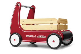 Radio Flyer Classic Wagon Walker 13 Best Gifts for a 1-Year-Old 2018