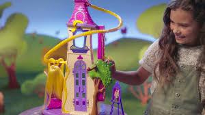 disney princesa castillo enredado de rapunzel tangled hasbro es
