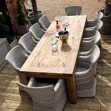 outdoor dining table set uk