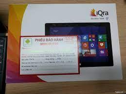 Máy tính bảng IQRA Windows 8.1 - TP.Hồ Chí Minh - Five.vn