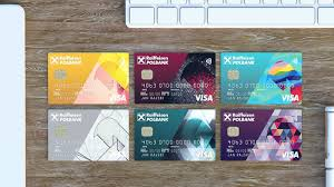 Visa Card Designs Credit Cards Raiffeisen Bank On Behance Credit Card Design