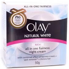 olay natural white