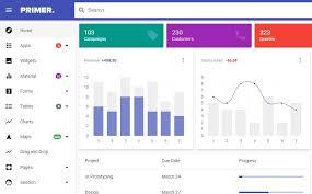 3 Template 37 Best Admin Dashboard Bootstrap Template 2019