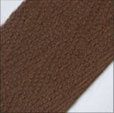 home rug hooking supplies notions binding tape brown