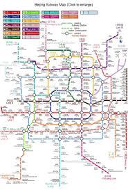 beijing subway maps metro planning map