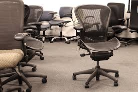 Used Herman Miller Aeron Chair Used Office Chairs