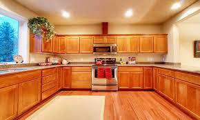 Honey Oak Kitchen Cabinets hardwood flooring in the kitchen honey oak kitchen cabinets oak 6562 by xevi.us
